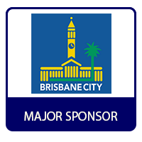 Major Sponsor Brisbane City Council