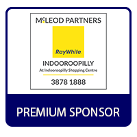Premium Sponsor Ray White Indooroopilly